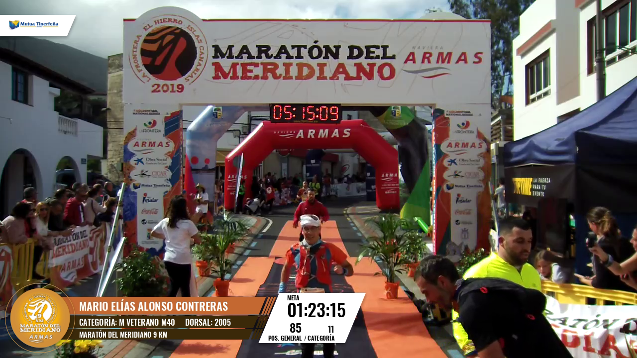 THE GIF OF <STRONG>MARIO ELÍAS ALONSO CONTRERAS [2005]</STRONG> IN MARATÓN DEL MERIDIANO 9 KM