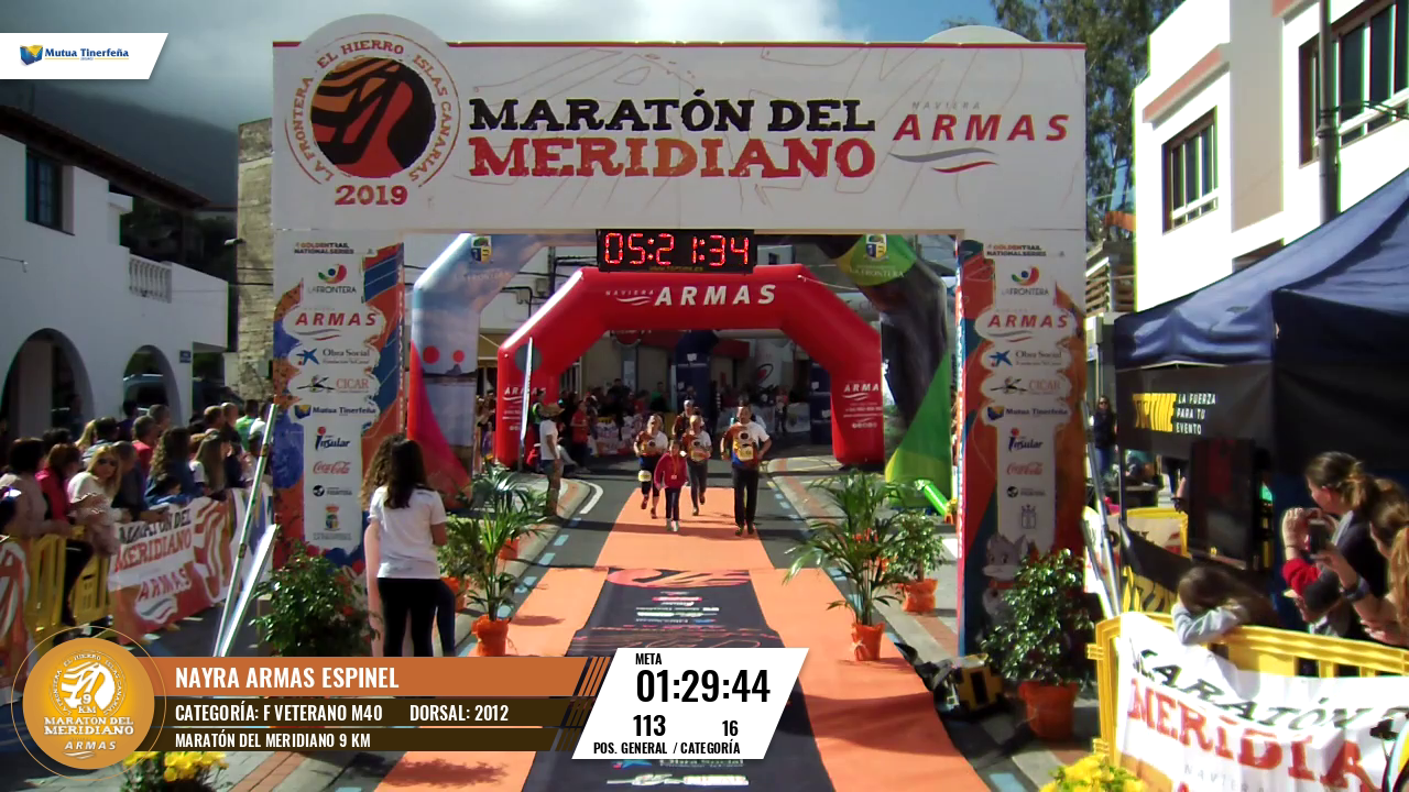 THE GIF OF <STRONG>NAYRA ARMAS ESPINEL [2012]</STRONG> IN MARATÓN DEL MERIDIANO 9 KM